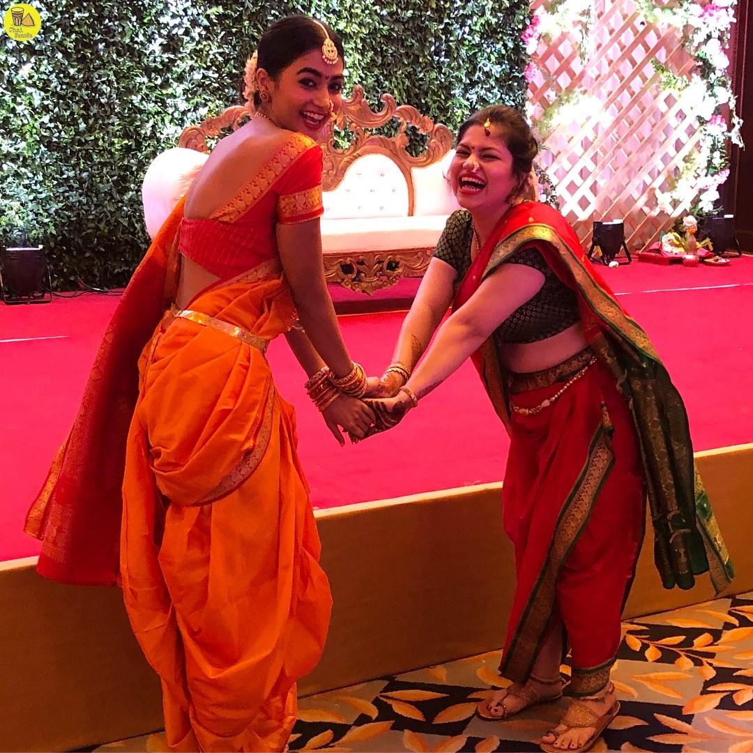 pooja hegde in traditional maharashtrian photos 3