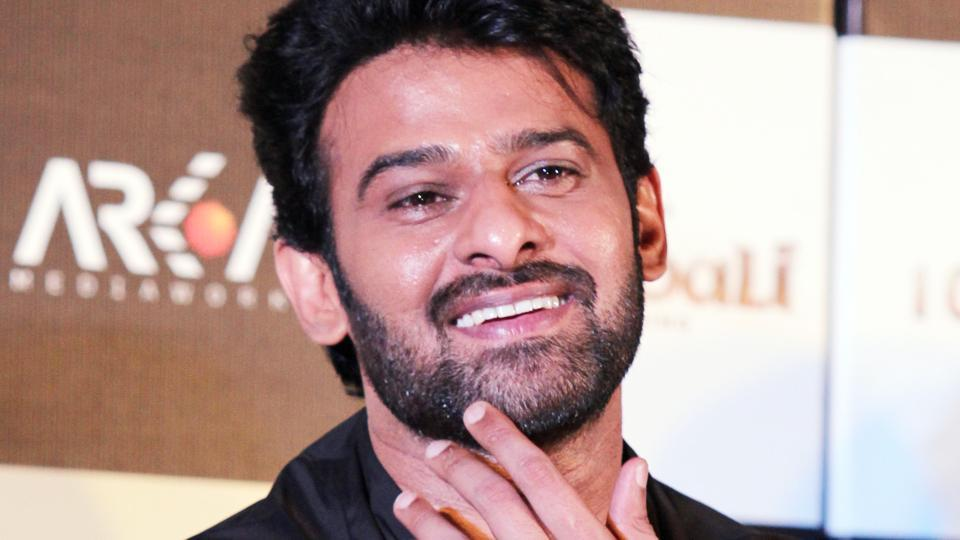 Prabhas is 2nd in The Times 50 Most Desirable Men 2017