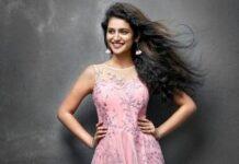 Priya Prakash Varrier Is South India Shopping Mall Brand Ambassador