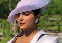 Priyanka Chopra Stuns at The Royal Wedding