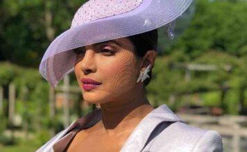 Priyanka Chopra Stuns at The Royal Wedding
