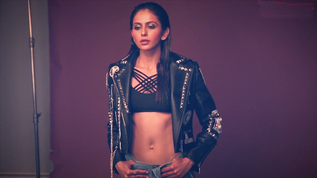 Rakul Preet Singh Smoking Hot PhotoShoot 2018