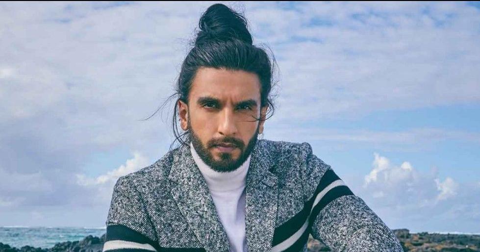Ranveer Singh Tops The Times 50 Most Desirable Men 2017