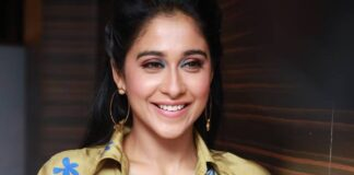 Regina Cassandra Latest Photos at Mr.Chandramouli Movie Audio Launch