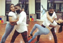 Samyuktha Hegde HOT Dance Moves