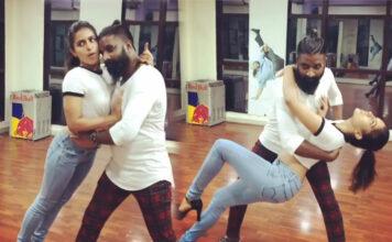 Samyuktha Hegde HOT Dance Moves