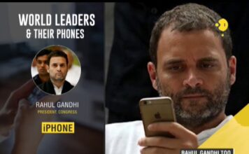 World Political Leaders and Their Smartphone Devices