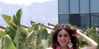 Actress Shraddha Arya Bikini Photo Shoot Photos