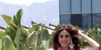 Actress Shraddha Arya Bikini Photo Shoot Photos