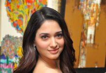 Tamannaah at Naa Nuvve Movie Audio Launch
