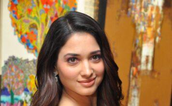 Tamannaah at Naa Nuvve Movie Audio Launch