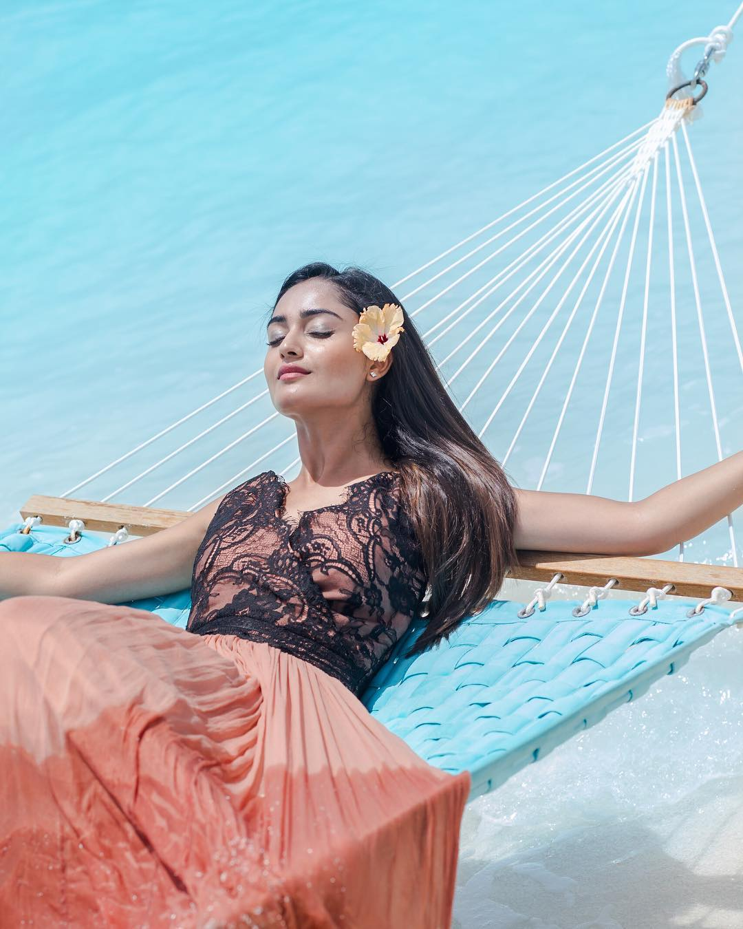 Tridha Choudhury Hot Bikini Photos