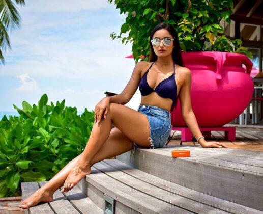 Tridha Choudhury Hot Bikini Photos