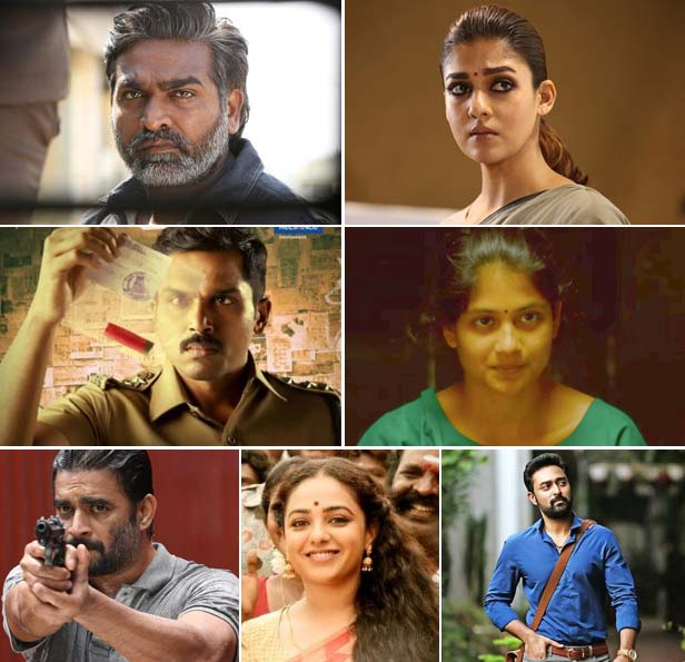 65th Filmfare Awards South 2018 Tamil Winners List