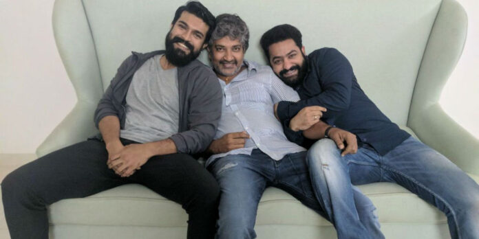 Rajamouli Next Movie Starring Ram Charan and NTR based on Rebirth