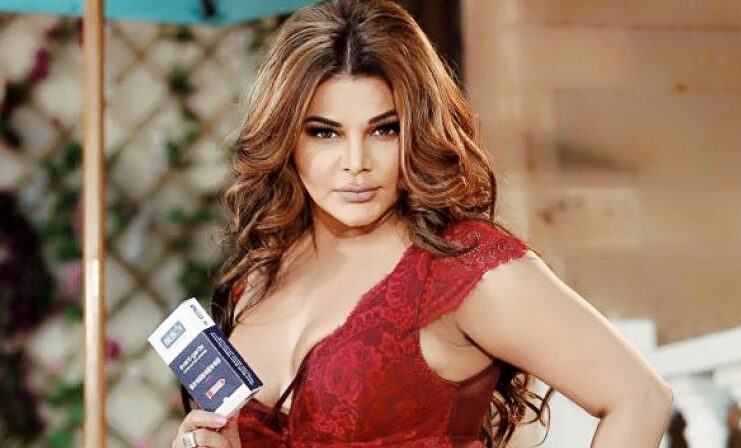 Rakhi Sawant Abuses Mahika Sharma over Condoms Post on Instagram