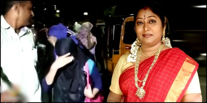 Tamil TV Actress Sangeetha Arrested in Prostitution Racket