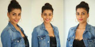 Anisha Ambrose Photos at Ee Nagaraniki Emanidi Press Meet