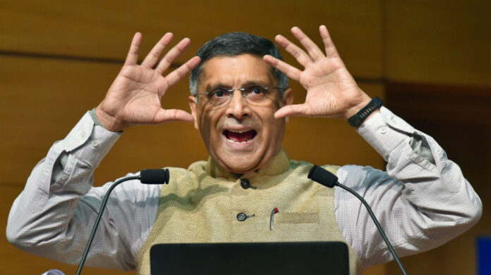Arvind Subramanian Resigns as Chief Economic Advisor