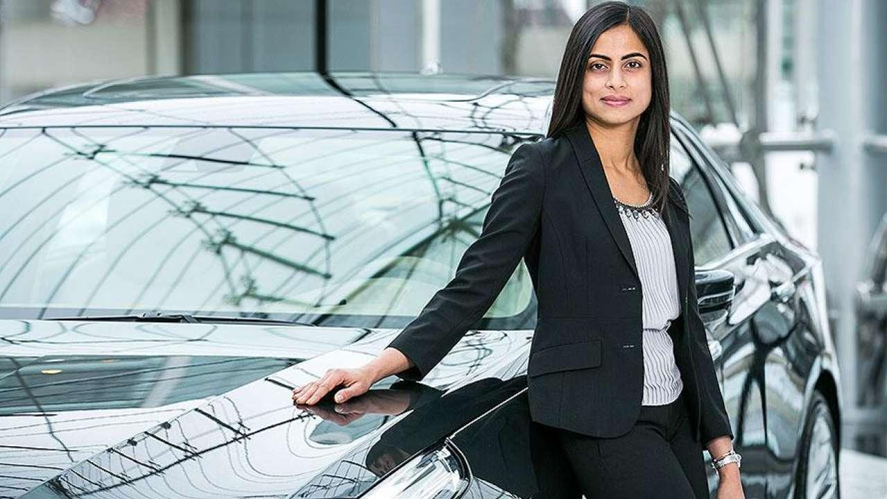 Dhivya Suryadevara Appointed CFO of General Motors