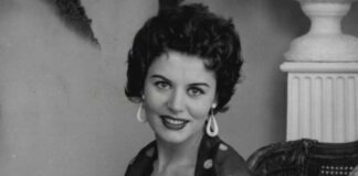 Eunice Gayson Passes Away