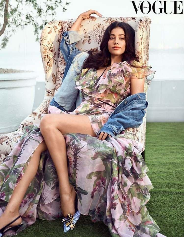 jhanvi kapoor poses vogue magazine photoshoot southcolors 6