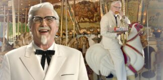 KFC Announced First Indian Colonel Sanders