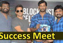 Abhimanyudu Success Meet