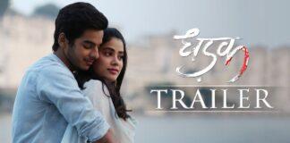 Dhadak Movie Official Trailer