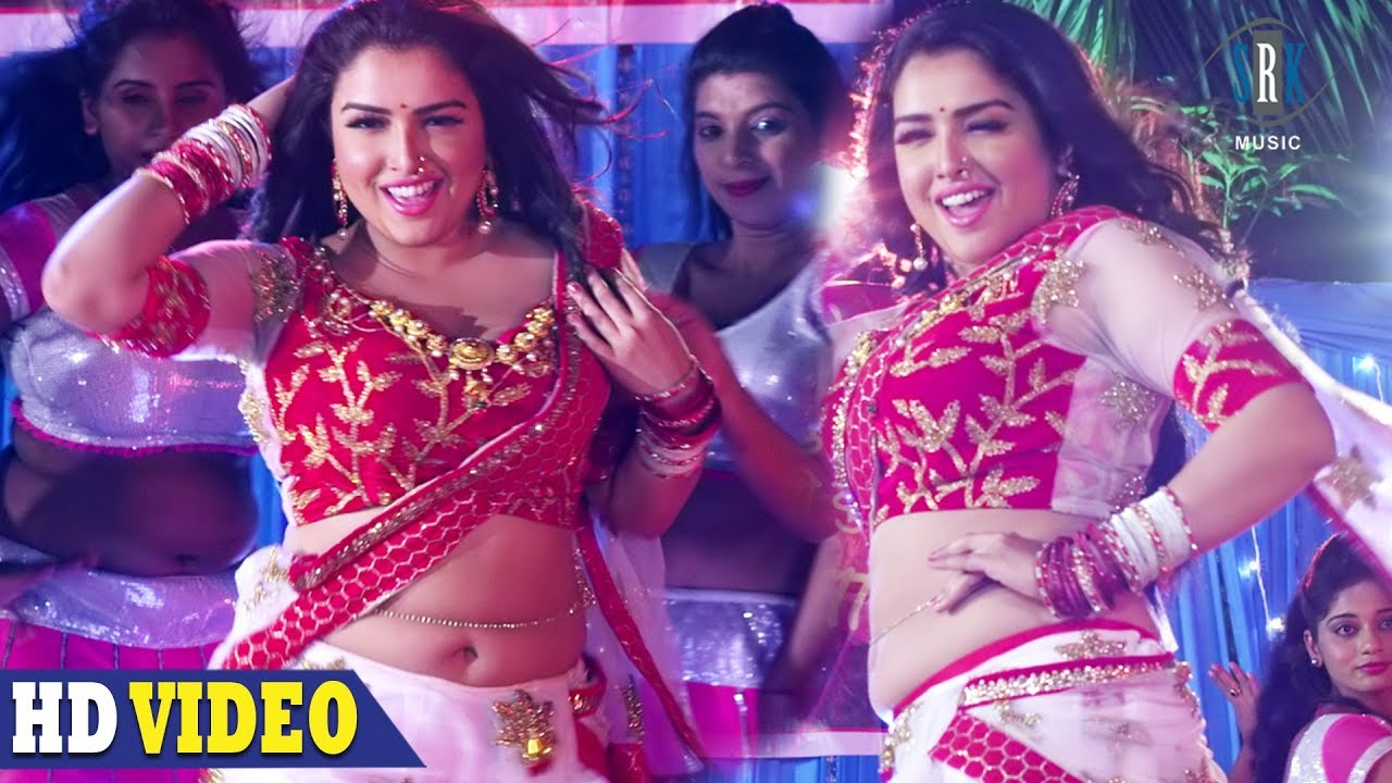 Amrapali Dubey Belly Dance Video Song