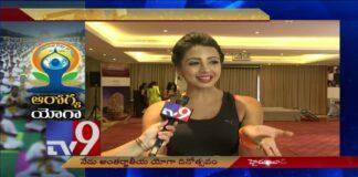Sanjjanaa Galrani Fitness Secrets