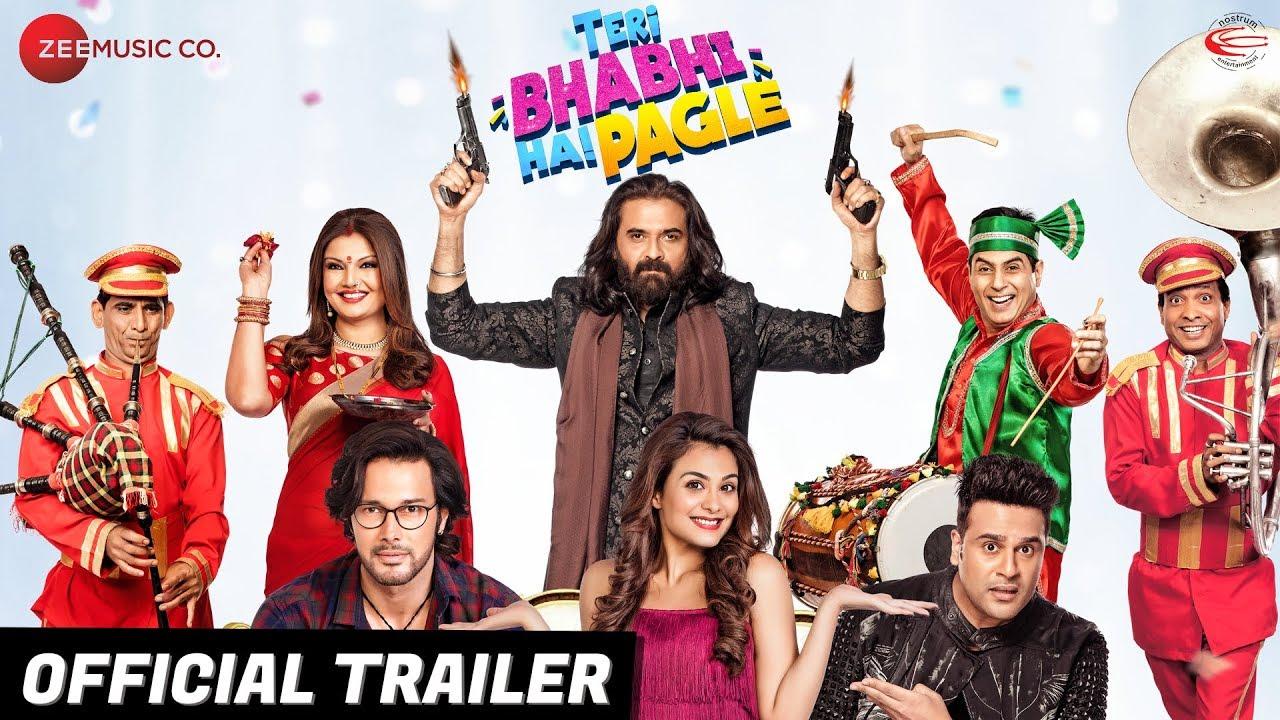 Teri Bhabhi Hai Pagle Official Trailer