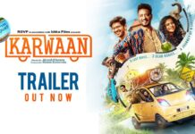 Karwaan Movie Official Trailer