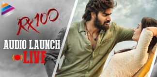 RX 100 Movie Audio Launch LIVE