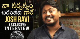 Actor Josh Ravi Exclusive Interview