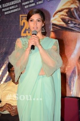 mehrene pirzada photos at pantham movie trailer launch southcolors 8