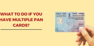 Huge Penalty for Multiple PAN Cards