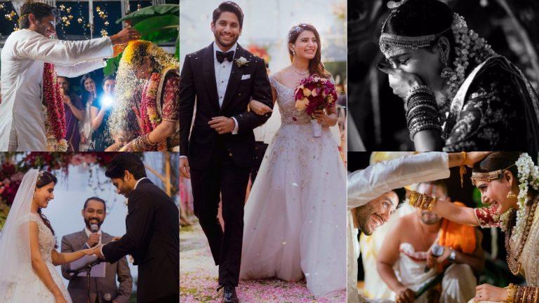Naga Chaitanya and Samantha Wedding Video