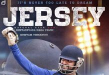 Nani New Movie Titled JERSEY