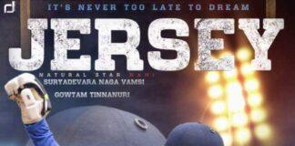 Nani New Movie Titled JERSEY