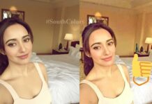 Neha Sharma Clarification Selfie With Sex Toy is Fake