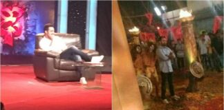 Jr NTR Chief Guest at Dhee 10 Grand Finale Photos Leaked