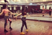 Urvashi Rautela Hip Shimmy Belly Dance Video Shared on Instagram
