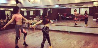 Urvashi Rautela Hip Shimmy Belly Dance Video Shared on Instagram