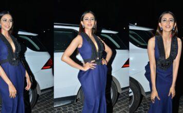 Rakul Preet Singh Photos at 65th Jio Filmfare Awards South 2018