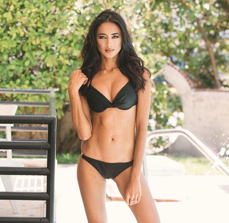 ramina ashfaque hot bikini photoshoot southcolors 13