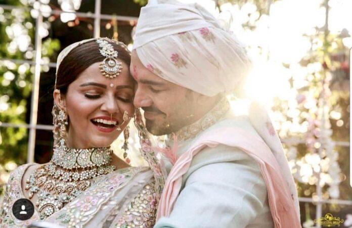 Rubina Dilaik and Abhinav Shukla Wedding Photos