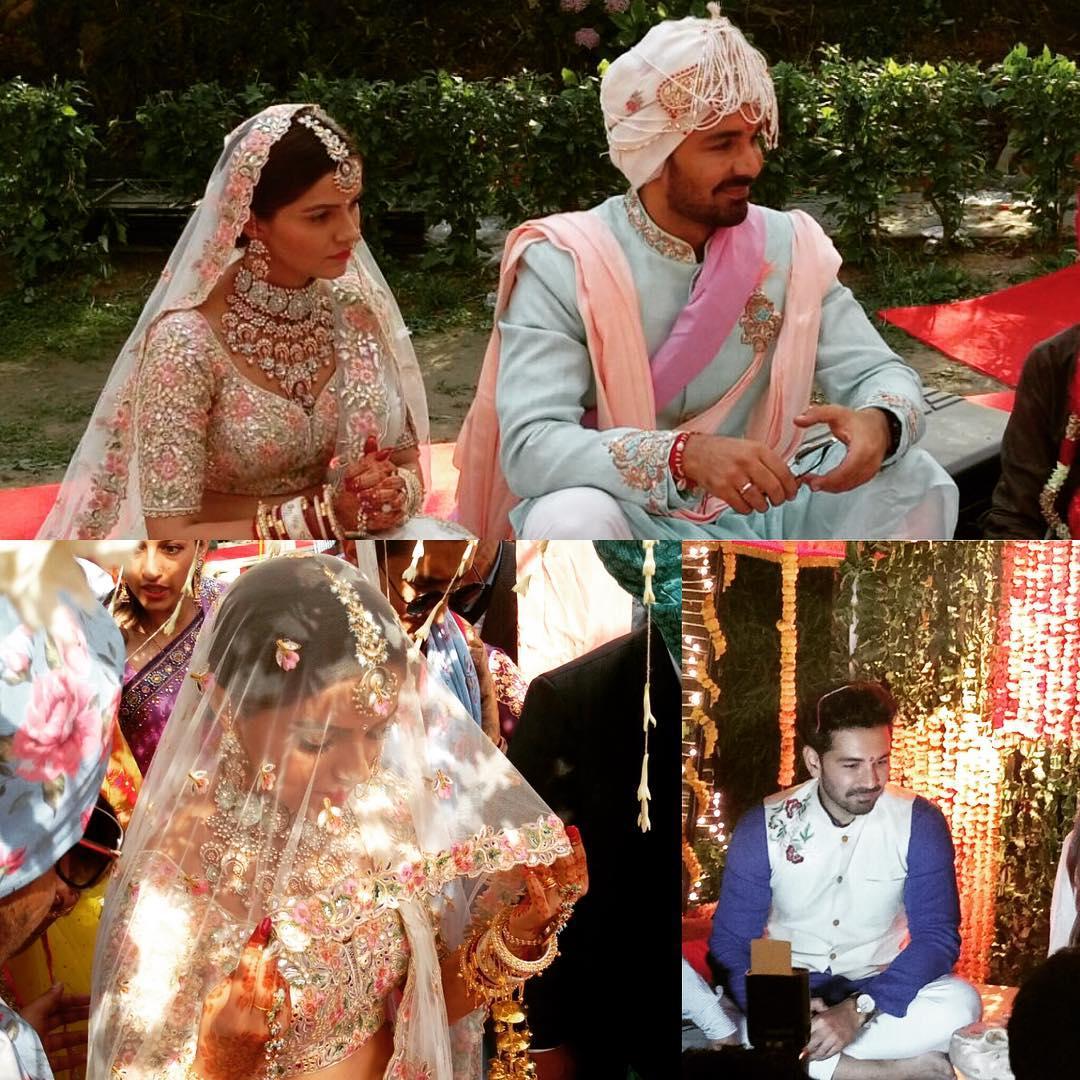 rubina dilaik and abhinav shukla wedding photos southcolors 2