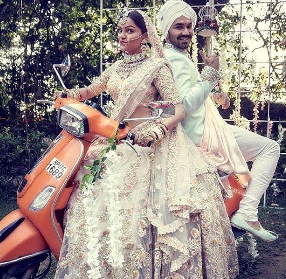rubina dilaik and abhinav shukla wedding photos southcolors 9