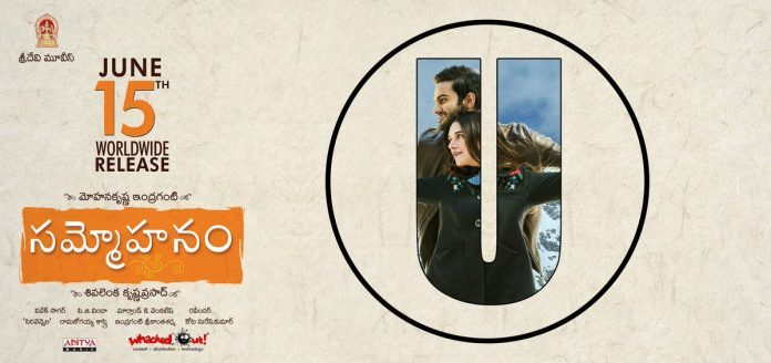 Sammohanam Movie Censor Report